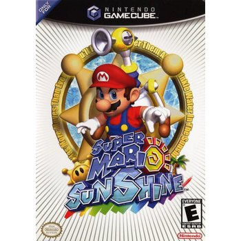 Gamecube Super Mario Sunshine kopen