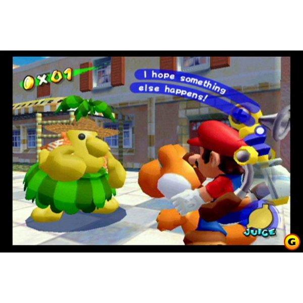 Gamecube Used: Super Mario Sunshine