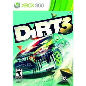 Xbox 360 Dirt 3 kopen