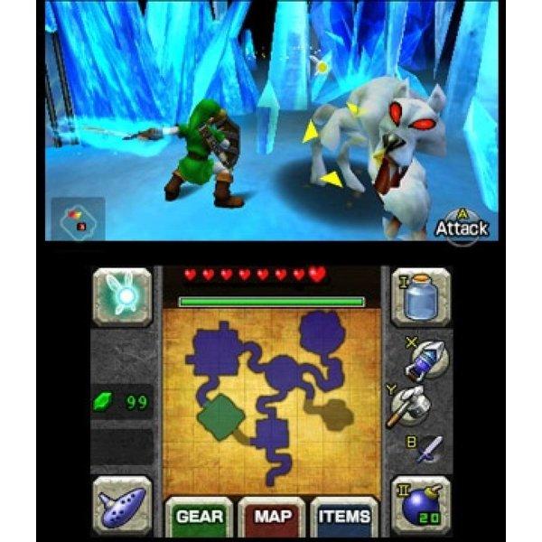 3DS Used: Zelda Ocarina of Time