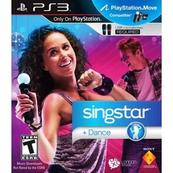 PS3 Singstar Dance