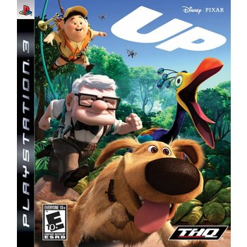 PS3 Disney Pixar's Up