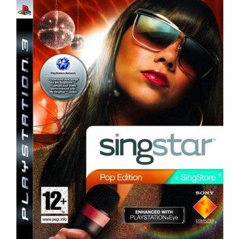 PS3 Singstar Pop Edition