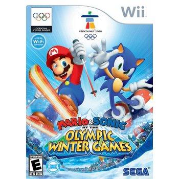 Wii Mario & Sonic Olympische Winterspelen kopen