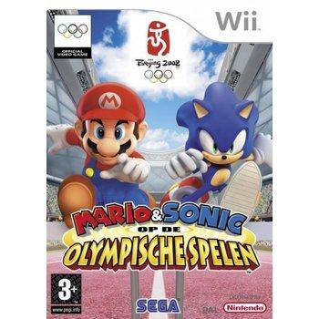 Wii Mario & Sonic Olympische Spelen kopen