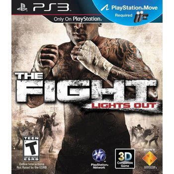 PS3 The Fight kopen