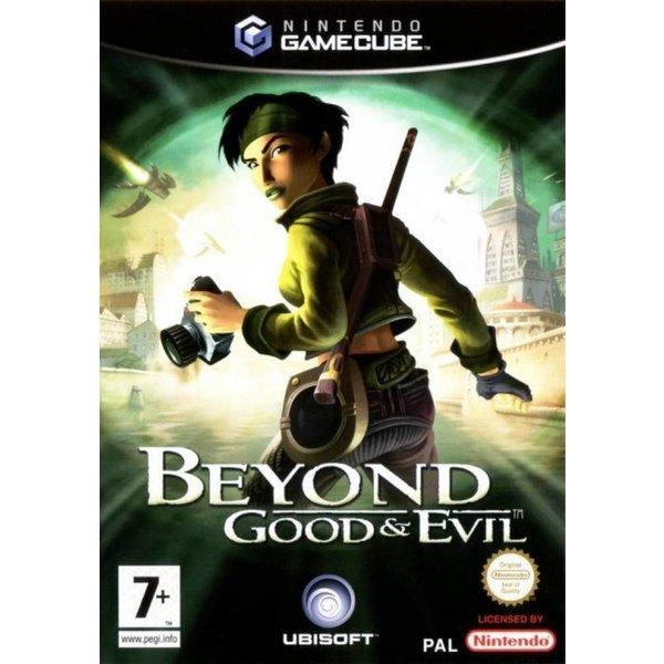 Gamecube 2nd hand: Beyond Good & Evil