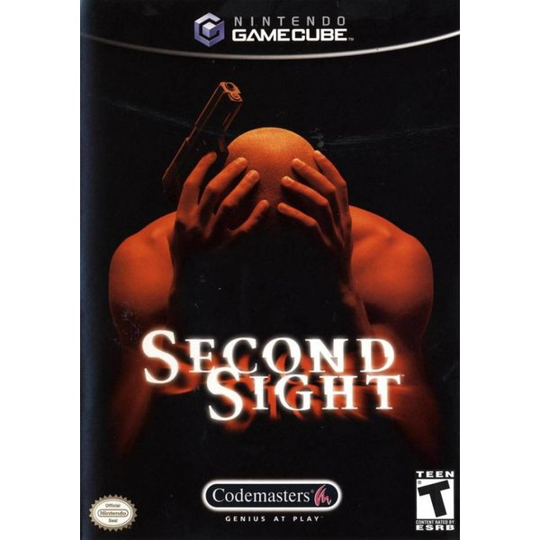 Gamecube 2nd hand Second Sight