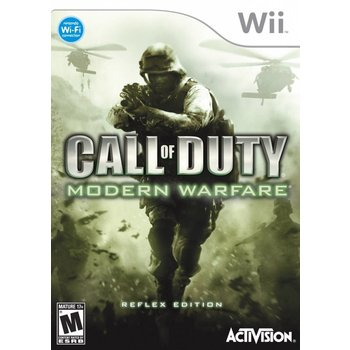 Wii Call of Duty 4: Modern Warfare