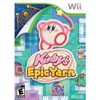 Wii Kirby's Epic Yarn kopen