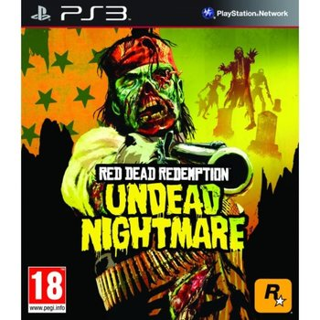 PS3 Red Dead: Undead Nightmare