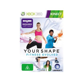 Xbox 360 Your Shape Fitness Evolved kopen