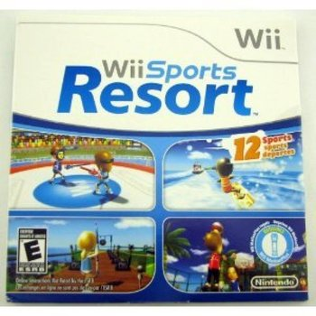 Wii Sports Resort (kartonnen sleeve) kopen