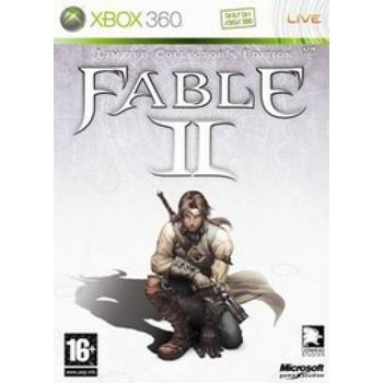 Xbox 360 Fable 2 Limited Collector's Edition