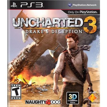 PS3 Uncharted 3: Drake's Deception kopen