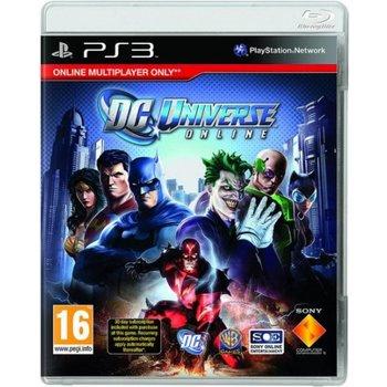 PS3 DC Universe Online kopen