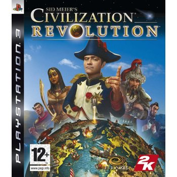 PS3 Civilization Revolution kopen