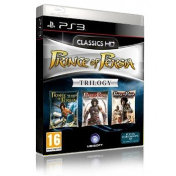 PS3 Prince of Persia HD Trilogy