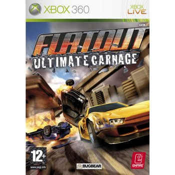 Xbox 360 Flat Out Ultimate Carnage kopen