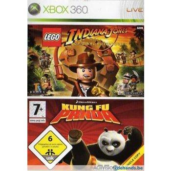 Xbox 360 LEGO Indiana Jones/ Kung Fu Panda kopen