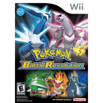 Wii Pokemon Battle Revolution kopen