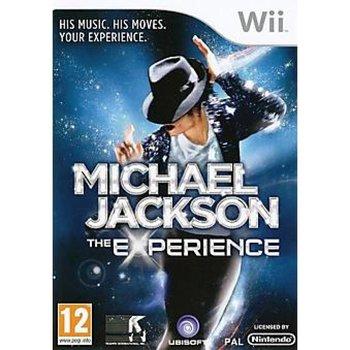 Wii Michael Jackson: The Experience kopen