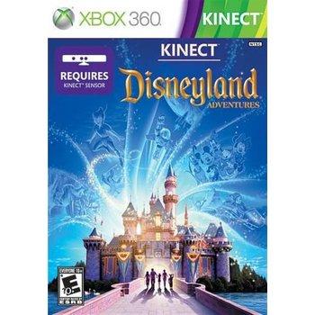 Xbox 360 Disneyland Adventures