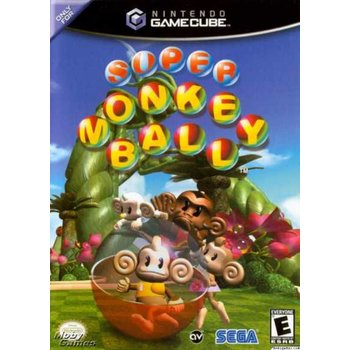 Gamecube Super Monkey Ball