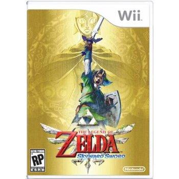 Wii Legend of Zelda: Skyward Sword