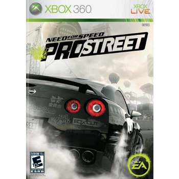 Xbox 360 Need for Speed Prostreet kopen