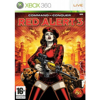 Xbox 360 Command & Conquer: Red Alert 3 kopen