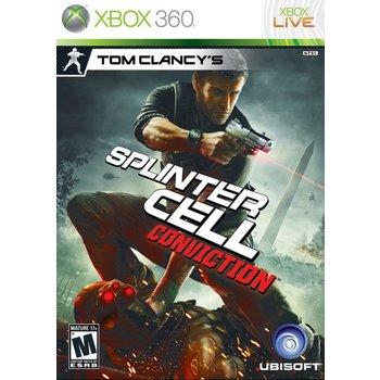 Xbox 360 Splinter Cell Conviction kopen