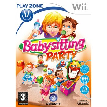 Wii Baby Sitting Party