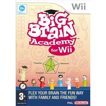 Wii Big Brain Academy kopen