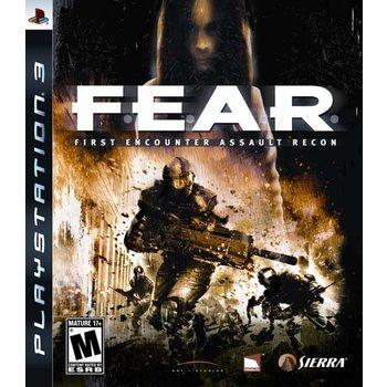PS3 FEAR (FEAR)