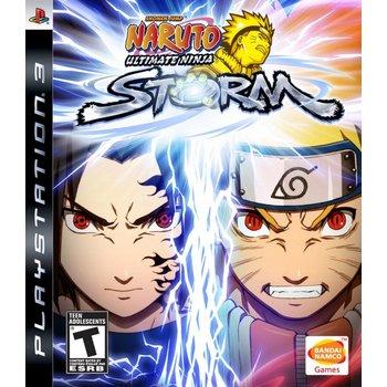 PS3 Naruto Shippuden Ultimate Ninja Storm