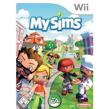 Wii My Sims