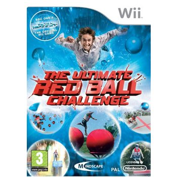 Wii The Ultimate Red Ball Challenge