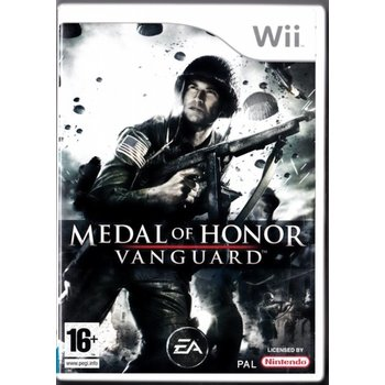 Wii Medal of Honor Vanguard kopen