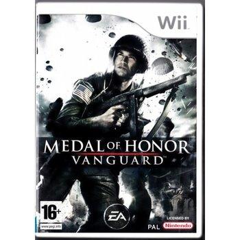 Wii Medal of Honor Vanguard