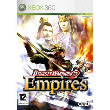 Xbox 360 Dynasty Warriors 5: Empires