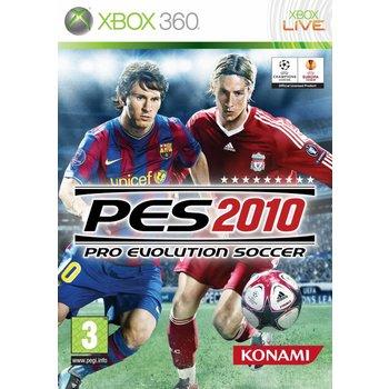 Xbox 360 Pro Evolution Soccer (PES) 2010