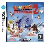 DS Used: Worms 2 Open Warfare
