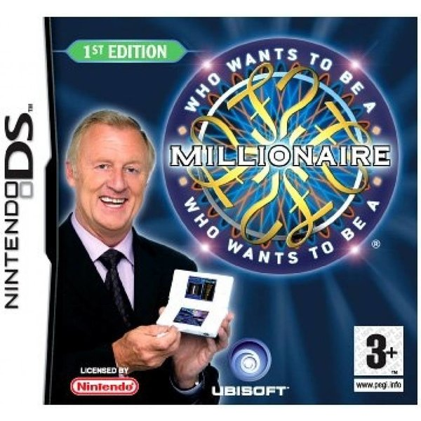 DS Used: Who Wants to be a Millionaire?