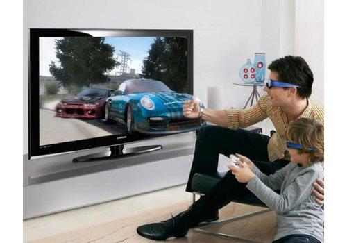 3D Gamen slecht voor kinderogen?