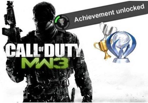 Achievements & Trophy's