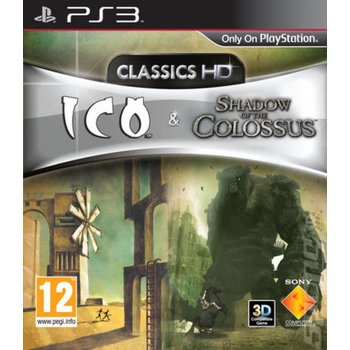 PS3 ICO & Shadow of the Colossus