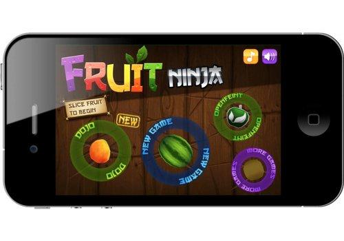 Iphone games voor de Kinect