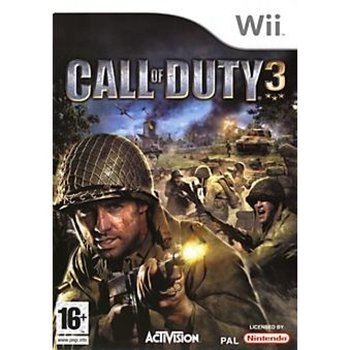 Wii Call of Duty 3 kopen