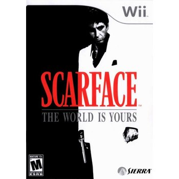 Wii Scarface: The World is Yours kopen